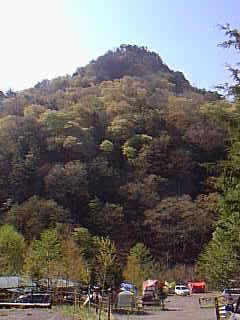 埼玉県 中津川村キャンプ場 の写真g17722