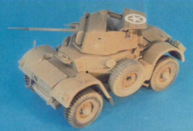AEC装甲車