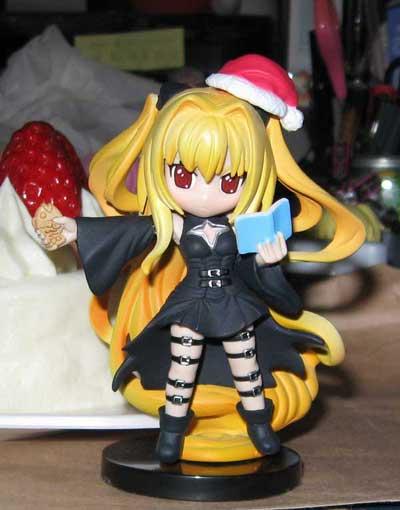 クリスマスヤミさん