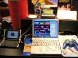 MSXゲームプレイヤーのデモ