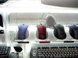Wireless Optical Mouse・その1