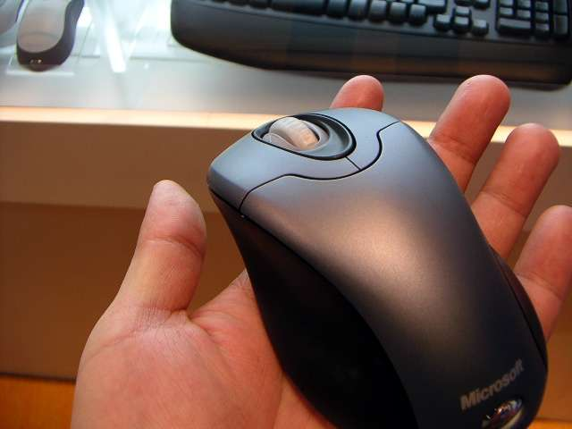 Wireless Optical Mouse・その2